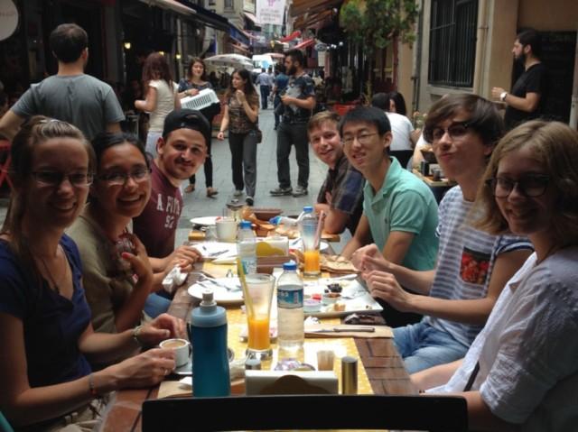 2015 Meal on Street